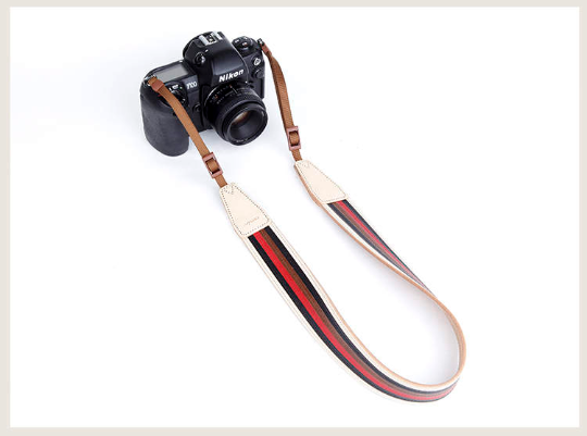Tailor Handmade Real Cow Crazy Horse Leather strape red green red Camera strap slr dslr buckles Leica Nikon Sony Olympus Canon fujifilm Bag