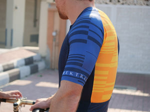 Men's Action Stage2 Jersey - Navy