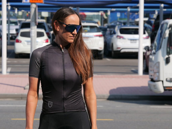 Women's Suit Stage2 Jersey - Black