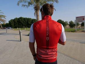 Shield Gilet - Orange