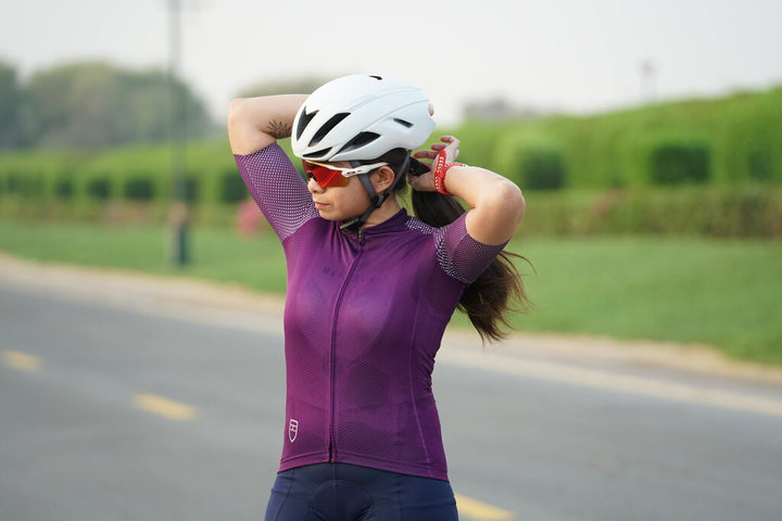 Women's Suit Stage2 Jersey - Plum - Limited Edition