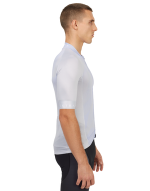 Men's Cocktail Stage Jersey - Pale Grey/Lilac