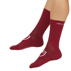 Performance Socks - Burgundy
