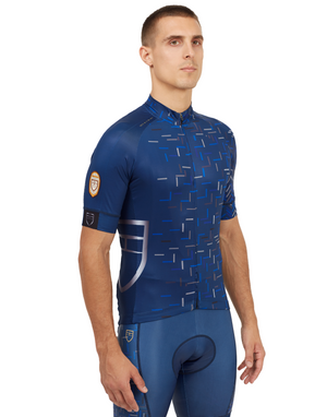 Men's Dégradé Jersey - Navy