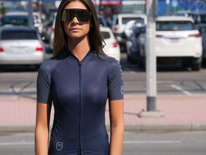 Women's Suit Stage2 Jersey - Navy