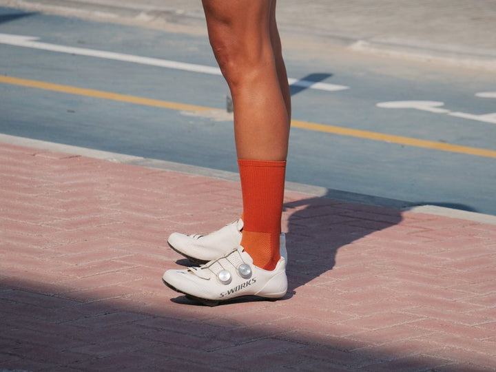 Elite Stage2 Socks - Orange