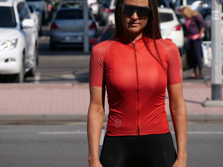 Women's Suit Stage2 Jersey - Burnt Orange