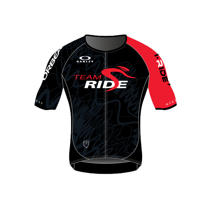 Team Ride Bike - Action Jersey