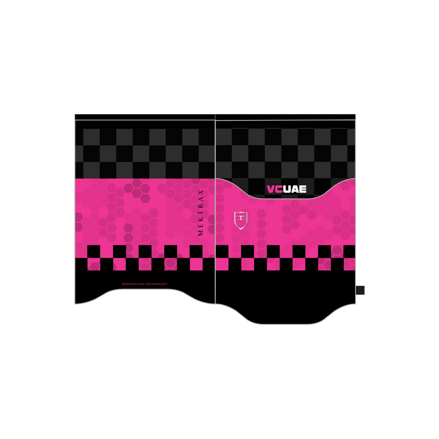 VCUAE Sports Shield - Neon Pink