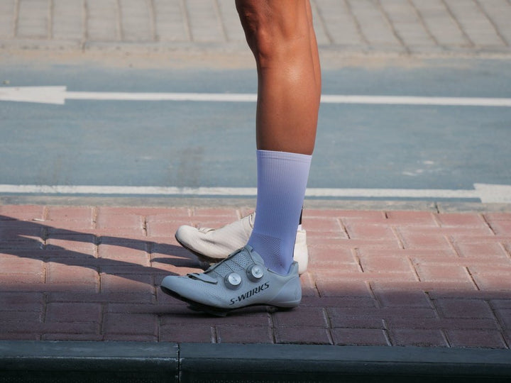 Elite Stage2 Socks - White