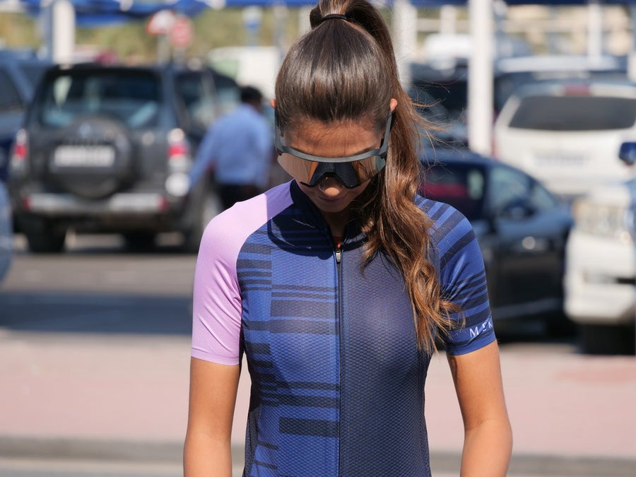 Women's Action Stage2 Jersey - Navy