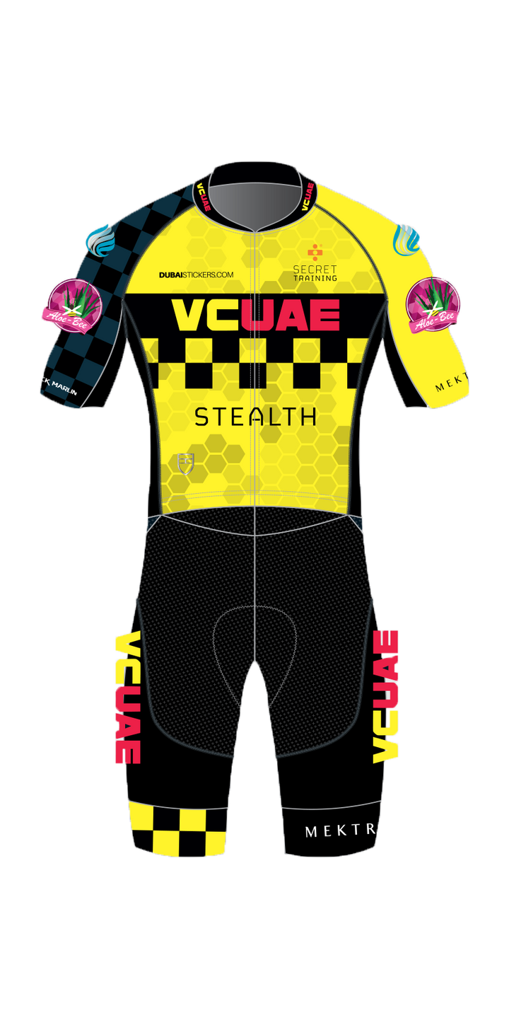 VCUAE - Men's Speedsuit 2021