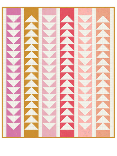 Flying PDF Quilt Pattern-Automatic Download