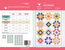 Glowing PDF Quilt Pattern-Automatic Download