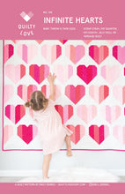 Infinite Hearts PAPER Quilt Pattern