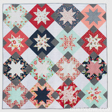 North Star PDF Quilt Pattern - Digital Download