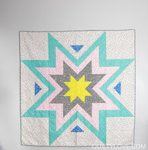 Expanding Stars PAPER quilt pattern