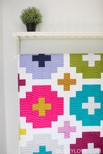 Cross Tile PAPER Quilt Pattern