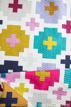 Cross Tile PDF Quilt Pattern