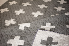 Double the Plus PAPER Quilt Pattern
