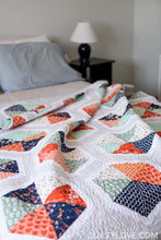 TRIANGLES BUNDLE- Triangle Hexies and Triangle Peaks PDF quilt pattern bundle - Automatic Download