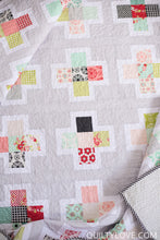 Plus Squared PAPER Quilt Pattern