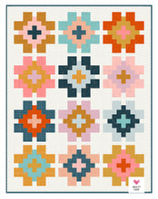 Glowing PAPER Quilt Pattern