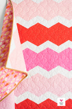 Hexie Pop PDF Quilt Pattern-Automatic download