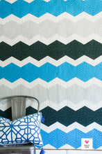 Hexie Pop PAPER Quilt Pattern