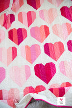 Infinite Hearts Quilt Pattern - Automatic PDF download