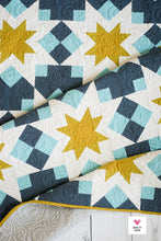 Night Stars PDF Quilt Pattern - Automatic Download