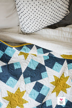 Night Stars PAPER Quilt Pattern