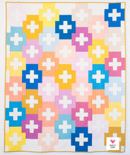 Plus and Minus PAPER Quilt Pattern