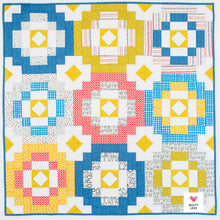 Southwest Sunshine PDF Quilt Pattern-Automatic download