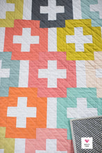 Plus and Minus PDF Quilt Pattern - Digital Download