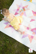 Quilty Stars PAPER quilt pattern