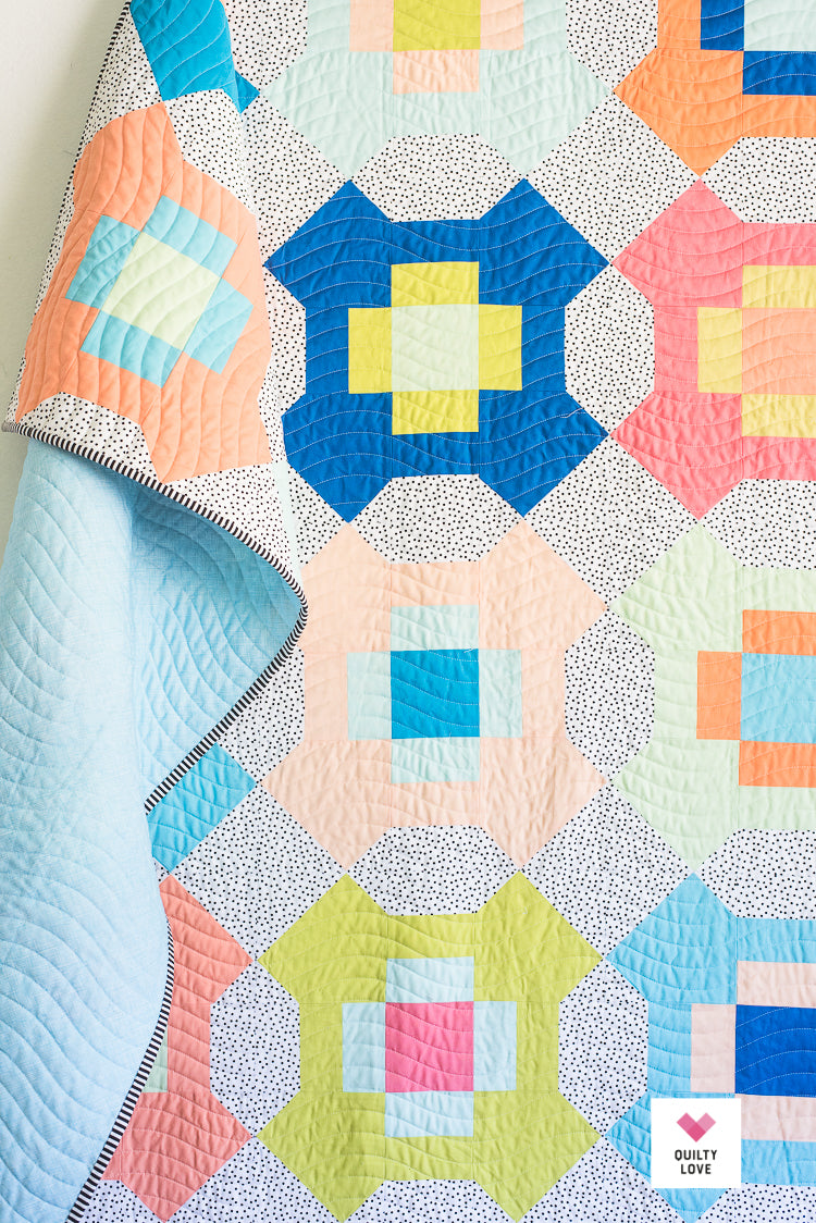 Sweet Summertime PDF quilt pattern – Quilty Love