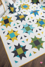 Compass Star PDF Quilt Pattern-Automatic download