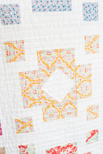 Diamond Lanterns PDF Quilt Pattern-Automatic download