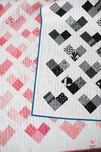 Quilty Hearts PAPER Quilt Pattern