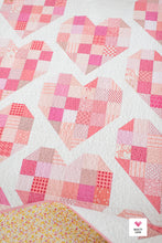 SCRAPPY BUNDLE -Scrappy Hearts, Quilty Trees and Quilty Stars PDF quilt pattern bundle - Automatic Download