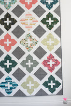 Stained Glass Windows PDF Quilt Pattern-Automatic download