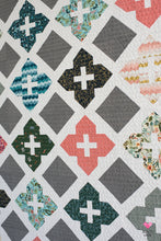 Stained Glass Windows PAPER Quilt Pattern