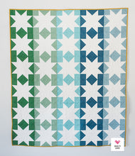 Star Fall PAPER Quilt Pattern