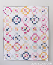 Jelly Rings PAPER Quilt Pattern
