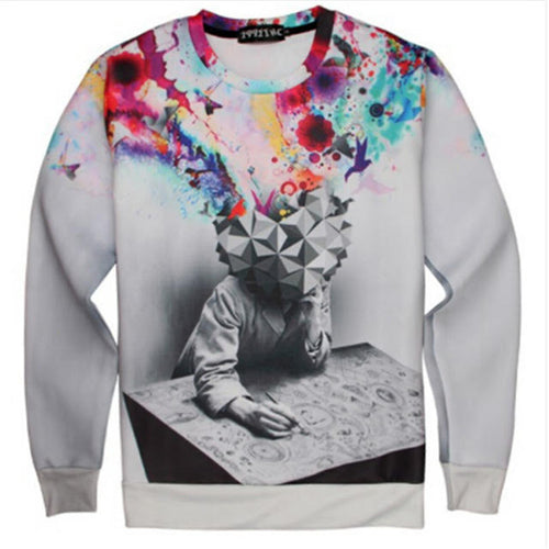 Deep Thinker Sweatshirt