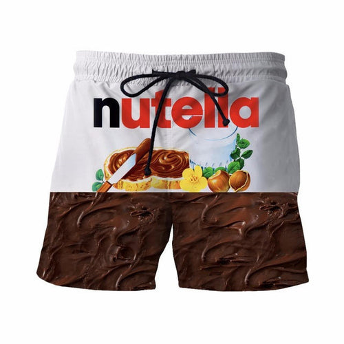 Nutella Shorts