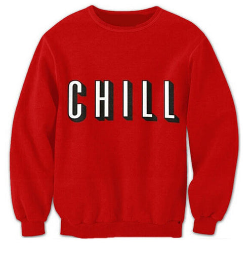 Netflix Chill Sweatshirt