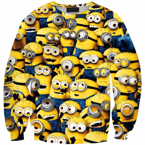 Minion Sweatshirt