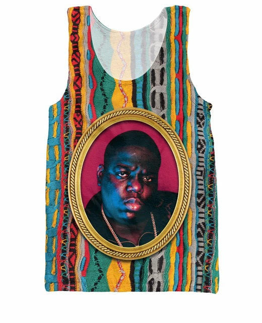King Biggie Tank Top